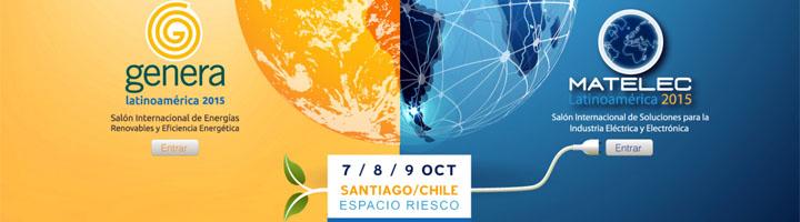 Un centenar de empresas españolas participarán en MATELEC Latinoamérica y GENERA Latinoamérica 2015