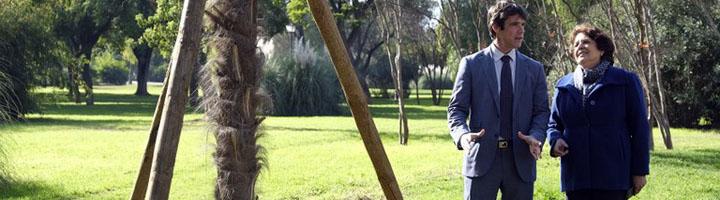 Sevilla ejecuta nuevas actuaciones en el Parque de los Príncipes con 104.000 euros de presupuesto