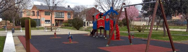 CONTENUR lleva a cabo la reforma y acondicionamiento de las áreas infantiles de Bembibre