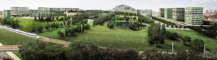 Santander aprueba la licitación del parque de La Remonta por 650.000 euros