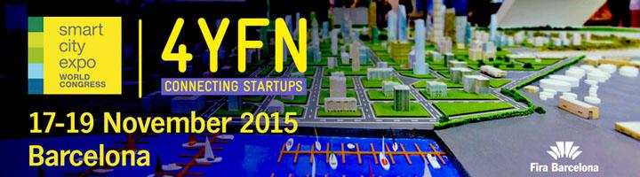 Smart City Expo y 4YFN crean un área sobre emprendimiento mobile y ciudades inteligentes