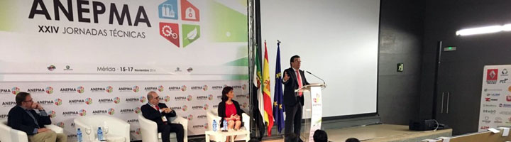 El presidente de la Junta de Extremadura aboga por