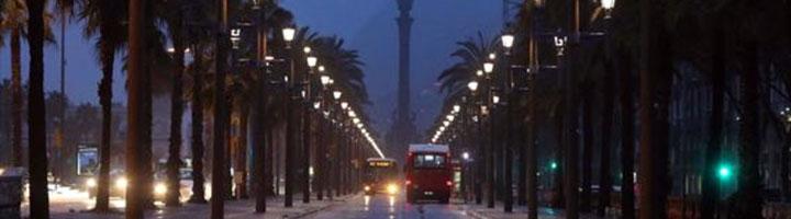 Barcelona adjudica el servicio de gestión y control del alumbrado público por 4 años.