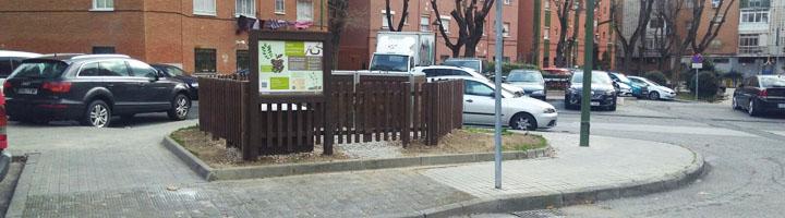 Móstoles instala su cuarto punto de compostaje comunitario