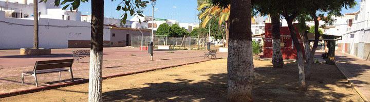 Utrera da comienzo a las obras del nuevo parque de la Buena Sombra