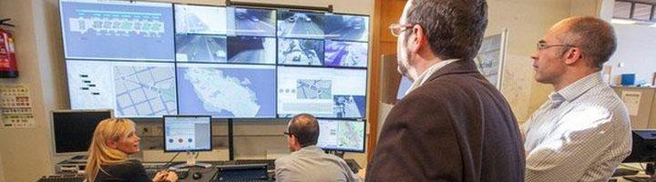 El nuevo centro de control de tráfico de Sabadell permitirá monitorizar la circulación en la ciudad