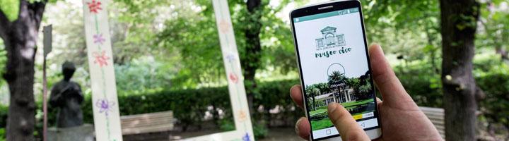 La biodiversidad del Real Jardín Botánico, en la palma de la mano gracias a la nueva App