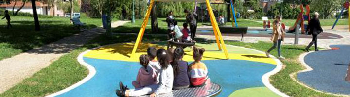 Santander finaliza varios proyectos de mejora y ampliación de parques y espacios públicos