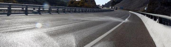 Innovador desarrollo para el tratamiento de las heladas en las carreteras