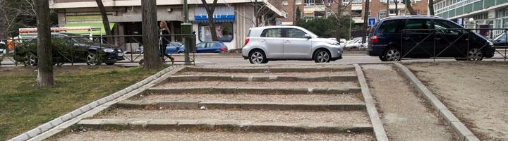 Madrid Inicia las obras de remodelación de los Parques Breogán y Avenidas Sur