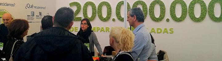 AMBILAMP, un año más, fomenta el reciclaje en CONAMA