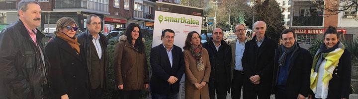 El proyecto Smart Kalea llega al Paseo de Altza de San Sebastián