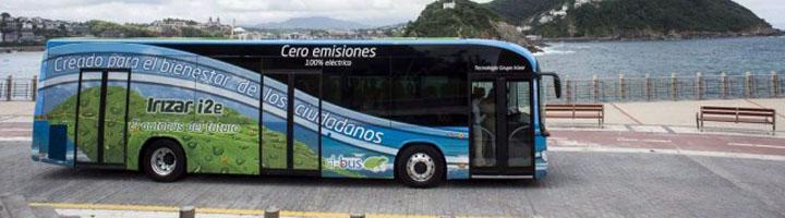 Barcelona estrena el primer autobús 100% eléctrico de fabricación europea