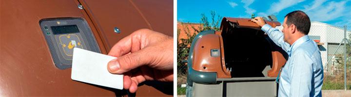Ros Roca presenta contenedores inteligentes que incentivan la recogida selectiva