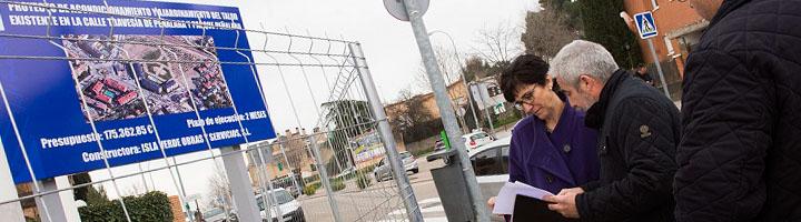 Pozuelo de Alarcón invierte cerca de 200.000 euros en obras de mejora de calles, parques y zonas verdes