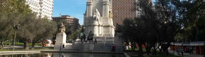 FCC gana el contrato de remodelación de la Plaza de España en Madrid