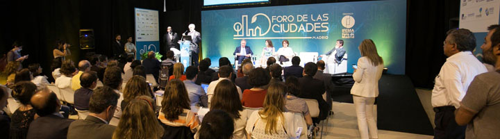 El Foro de las Ciudades de Madrid: nuevas miradas sobre la transformación urbana