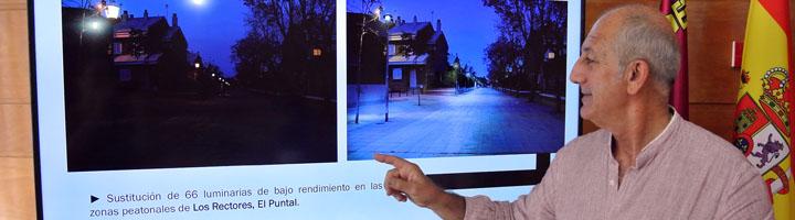 Murcia realizará 135 mejoras en iluminación en 52 pedanías