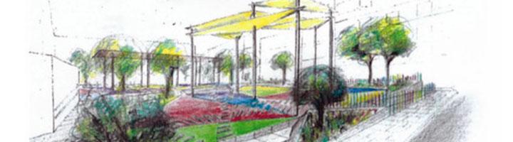Almería aprueba el diseño de la nueva Plaza López Falcón y destaca su valor como espacio de ocio