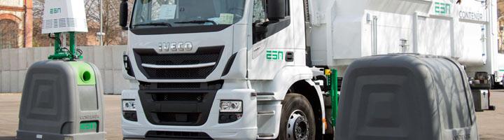 CONTENUR lanza el nuevo sistema de carga bilateral 2Side System® con contenedor de polietileno