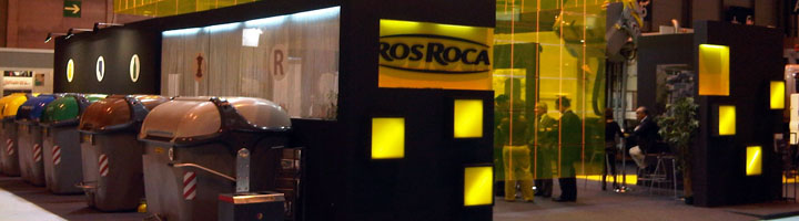 Ros Roca presentará sus novedades en la feria Municipalia