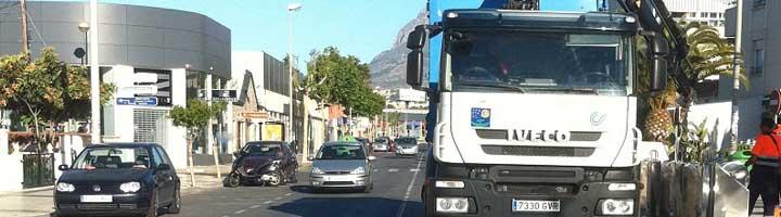 El alquiler de la maquinaria para la recogida de basura cuesta más 85.000 euros al mes