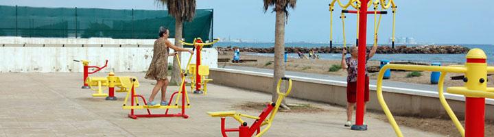 Valencia instalará más de 30 aparatos de gimnasia biosaludables en distintos parques de la ciudad