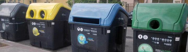 EMAYA coloca 653 nuevos contenedores de todas las fracciones en la Playa de Palma