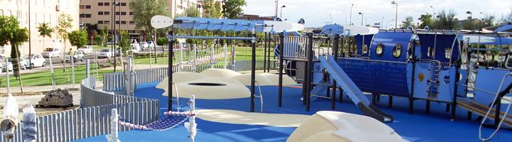AFAMOUR aboga por la normalización de la seguridad y un mejor mantenimiento de los parques infantiles