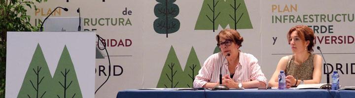 Madrid presenta un plan para planificar, mantener y mejorar el capital natural de la ciudad