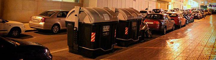 Benidorm cambia la recogida de residuos en algunas calles pasando a un sistema de carga lateral