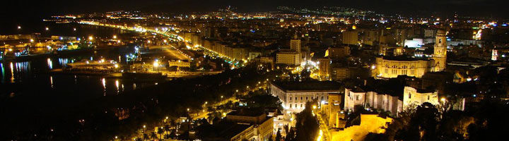 Málaga sustituirá más de 6.000 puntos de luz por tecnología LED