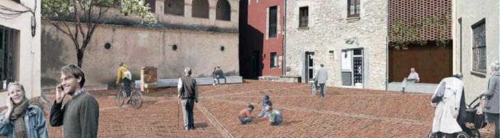 La Diputación de Barcelona proyecta la remodelación de la plaza de Riells