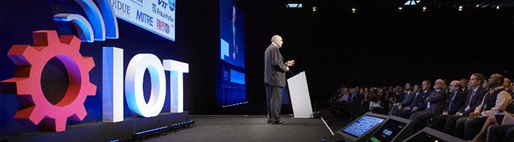 IoTS World Congress reunirá en Octubre a los mayores expertos de la Industria de Internet