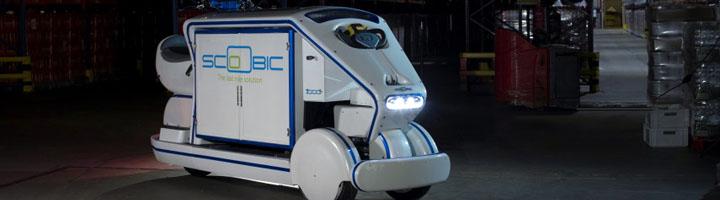 eDelivery Barcelona 2018 acoge el lanzamiento de Scoobic, el vehículo eléctrico para el reparto urbanos que limpia las ciudades
