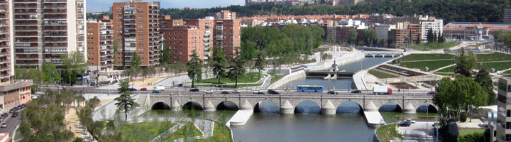 Madrid mejora las zonas verdes en nueve distritos por más de 1,7 millones de euros