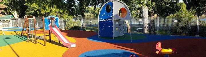 Zamora abre al público los parques infantiles de los Pelambres y Obispo Nieto