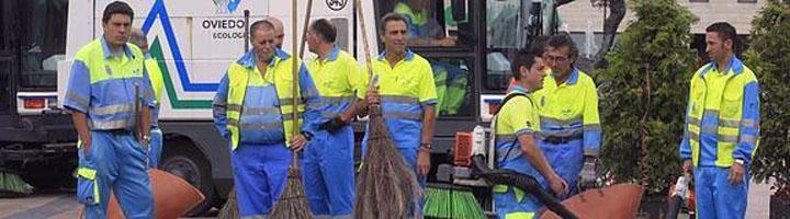 Oviedo aprueba la prórroga por cinco años del servicio de limpieza, recogida de basuras y grúa