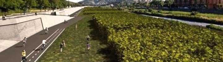 Montcada i Reixac creará un parque fluvial y remodelará el río Besòs