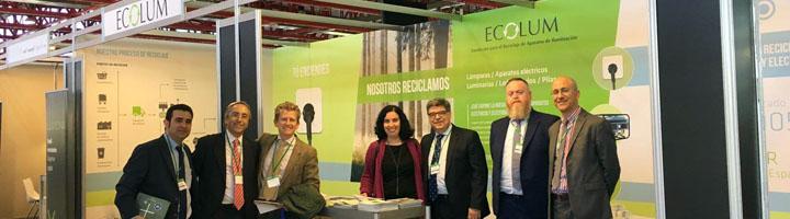 La Fundación ECOLUM, protagonista en soluciones medioambientales, dentro del marco de EFICAM