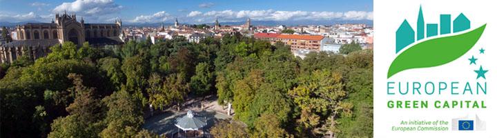 Doce ciudades candidatas al Premio Capital Verde Europea 2017