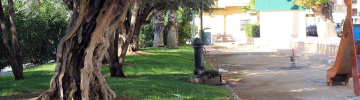 Murcia adjudica las obras de renovación de tres zonas verdes en Beniaján, Monteagudo y Cobatillas