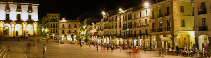 La Diputación de Cáceres pone su objetivo en la eficiencia energética en el alumbrado público