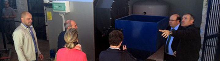 La Diputación de Granada impulsa un nuevo modelo energético que apuesta por la biomasa