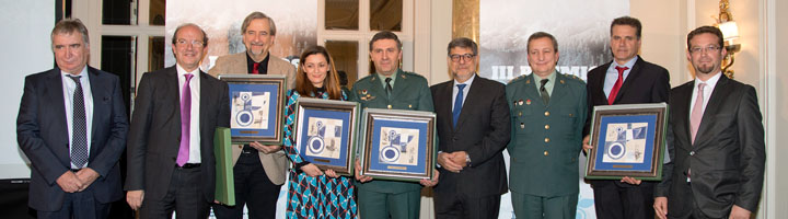 Entrega de III Premios Recyclia de Medio Ambiente