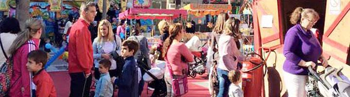 El Parque Infantil Little Park de El Ejido ha abierto sus puertas con multitud de atracciones para los más pequeños