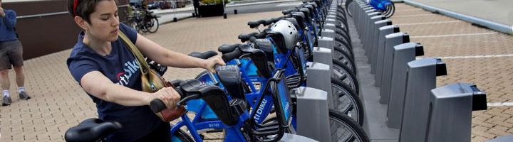 Comienza a funcionar BICIMAD, el servicio de alquiler de bicicleta pública de Madrid