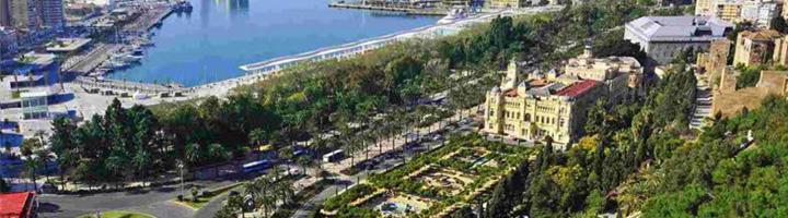 Más de 400 expertos en parques y jardines estudiarán en Málaga el futuro del sector en el 40º Congreso PARJAP
