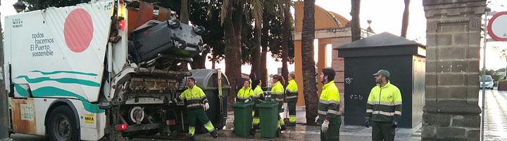 FCC Medio Ambiente gana el concurso de limpieza viaria y recogida de residuos de El Puerto de Santa María