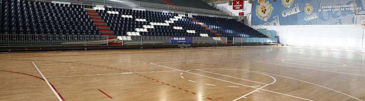 Santa Cruz de Tenerife licita la reforma del pabellón central de deportes Quico Cabrera